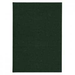 Skicák v deskách A5 zelený