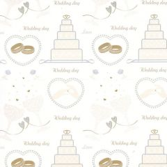 Svatební papír POL-MAK 38680