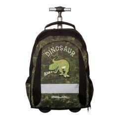 BelMil školní batoh 338-45 Dinosaur Hunting