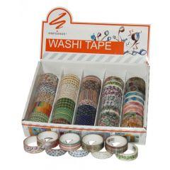 Washi páska vzorovaná