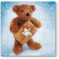 Vánoční ubrousek Sweet Teddy