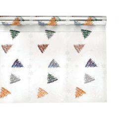 Vánoční fólie 100 x 130 cm Abeti