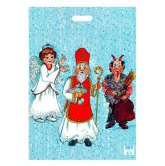 Vánoční taška XXL Čert + Mikuláš + Anděl