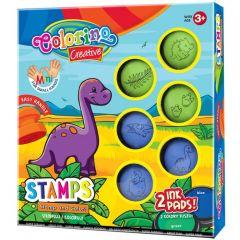 Colorino razítka Dinosauři