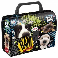 Kufřík 20 cm The Dog - malý