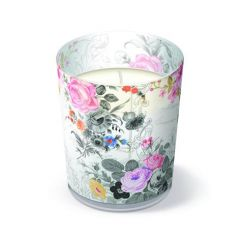 Svíčka ve skle Royal Rose