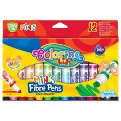 Colorino fixy Baby line Minis 12 barev