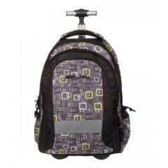 BelMil školní batoh 338-45 Neon Yellow