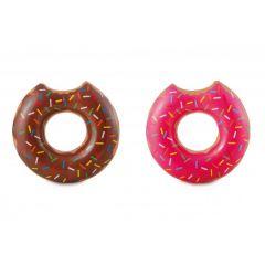 Plážový nafukovací kruh - Donut 96 cm