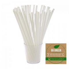 Eko brčko - bílé Go Green