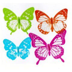 Samolepky na zeď - motýl