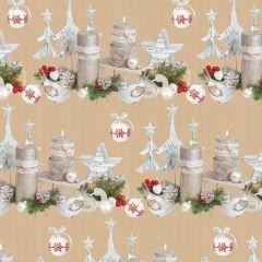 Vánoční papír Eko Kraft POL-MAK 48223