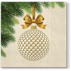 Vánoční papírový ubrousek TL 812000
