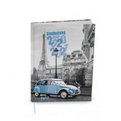 Studentský diář Paříž