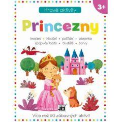 Hravé aktivity Princezny
