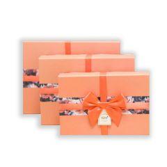 Dárkové krabice meruňkové 30HL - 3 ks