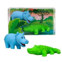 Dekorační pryž - Safari Friends