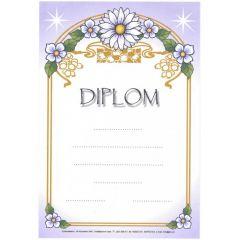 Papírový diplom A5 Jiko