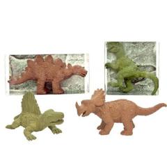 Pryž dinosaur dimetrodon zelená