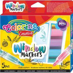 Colorino křídové popisovače na sklo