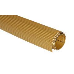 Vlnitý karton - zlatá alu TFM-61