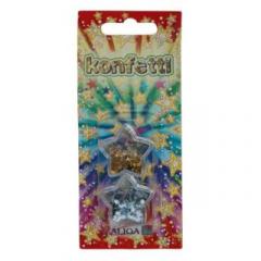 Vánoční konfety 2ks