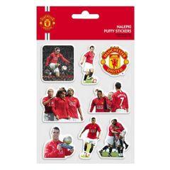 Samolepky Puffy Manchester United