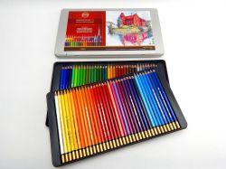 Pastelky Koh-i-noor 3727 72 ks akvarelové