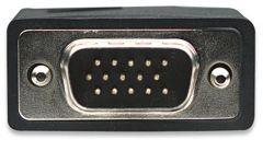 SVGA monitor kabel, 4,5 m, MANHATTAN