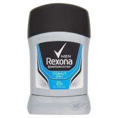 Antiperspirant Cobalt, pánský, tuhý, 50 ml, REXONA for Men
