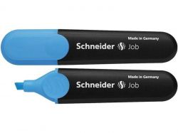 Zvýrazňovač Job 150, modrá, 1-5mm, SCHNEIDER