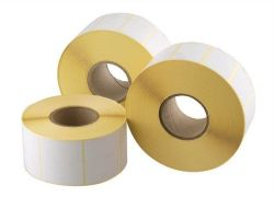 Etikety, termo, 43x58 mm, 600 etiket/kotouč