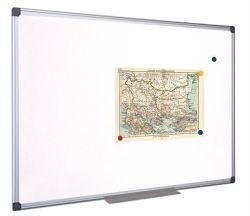 Bílá magnetická tabule, 45x60cm, hliníkový rám, VICTORIA