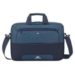 Taška na notebook Suzuka 7737, ocelově modrá - akvamarínová, 15,6, RIVACASE