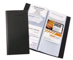 Vizitkář, černá, mat, 192 ks, SIGEL
