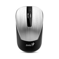 Myš, bezdrátová, optická, standardní velikost, GENIUS NX-7015, stříbrná