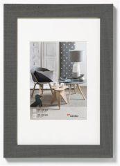 Obrazový rám Home, šedá, 10x15 cm