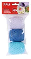 Lýko Kids, modrá, bílá, světle modrá, sada, APLI  ,balení 3 ks
