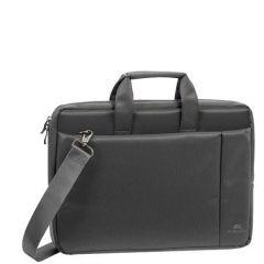 Taška na notebook Central, šedá, 15,6, RIVACASE