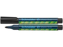 Popisovač na bílou tabuli a flipchart Maxx Eco 110, černá, 1,3mm, kuželový hrot, SCHNEIDER