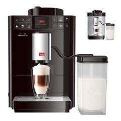 Kávovar Passione OT, černá, automatický, s mlýnkem na kávu, MELITTA