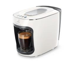 Kávovar Cafissimo Mini Classy White, na kapsle, TCHIBO