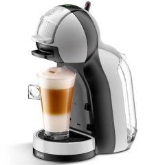Kávovar na kapsle Dolce Gusto KP123B31 Mini Me, šedá-bílá, KRUPS