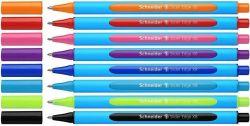 Kuličkové pero Slider Edge XB, různé barvy, 0,7 mm, s víčkem, SCHNEIDER