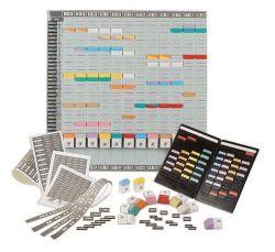 T-Card plánovací set Professional, velikost 1,5, NOBO