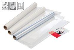 Tabulová fólie - tabule Instant, bílá, 60x80 cm, NOBO