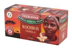 Čaj, bylinný, 20x1,75 g, TEEKANNE, vanilka