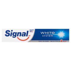 Zubní pasta White System, 75 ml, SIGNAL