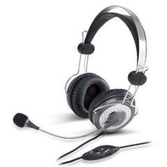 """Sluchátka s mikrofonem """"HS-04SU, s ovládáním hlasitosti, GENIUS"""