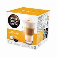 Kapsle do kávovaru, 16 ks, NESCAFÉ Dolce Gusto Latte Macchiato ,balení 16 ks